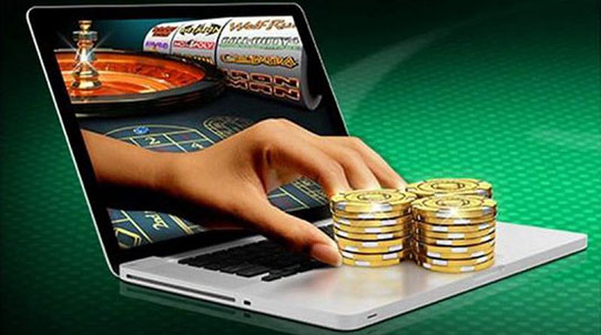 Öppna spelkonto på ett nätcasino