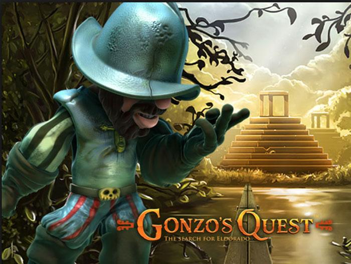 Gonzo's Quest videoslot