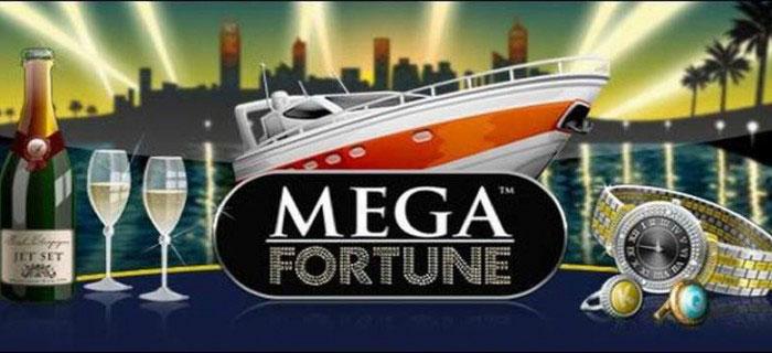 Mega Fortune videoslot