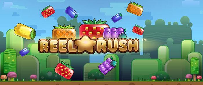 Reel Rush – retrokänsla i snyggt paket