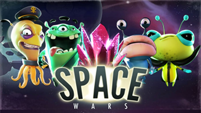 Space Wars videoslot
