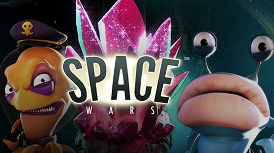 Space Wars videoslot
