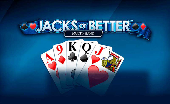 Jacks or Better eller Deuces Wild